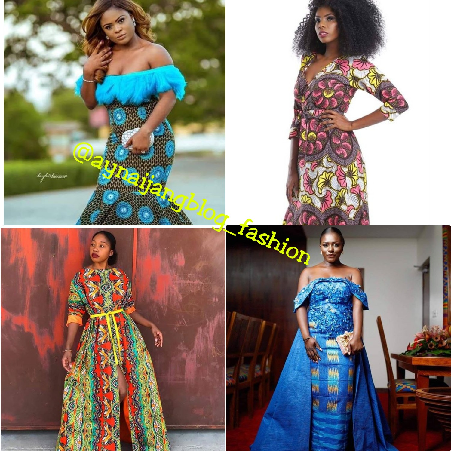 88fd83a0c60c the best style for your diverse occasions. 2018 latest native africa style  for women is the best that ...