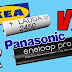 Which Recycle Faster: Ikea LADDA batteries vs Sanyo Eneloop Pro