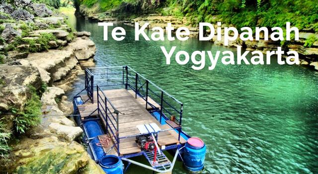 Lirik Lagu Te Kate Dipanah - Yogyakarta