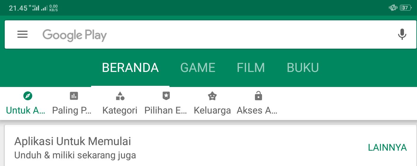 Google Menghapus Apk Usang Dari Google Play
