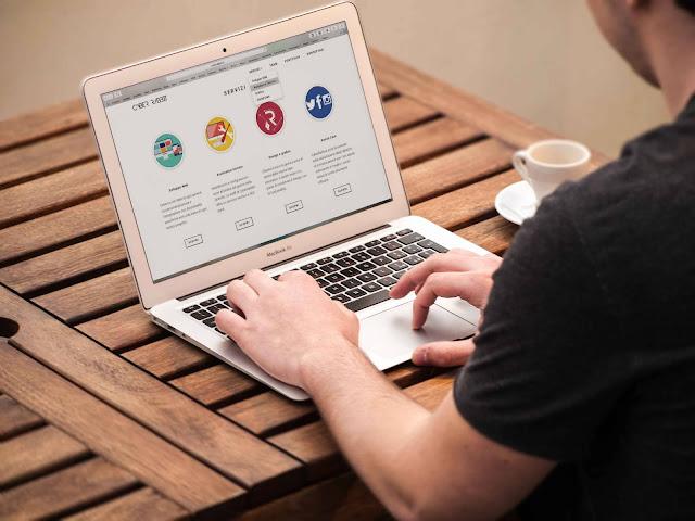 web designing & web development