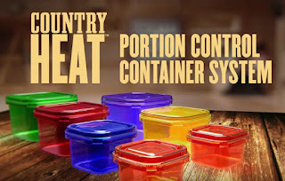 Country Heat is an exciting new cardio dance fitness workout by Autumn Calabrese. The program follows the same color coded container meal system as 21 Day Fix so it's really easy to follow. To join an online accountability group contact Brenda Ajay, brendalajay@gmail.com