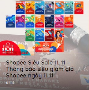 siêu sales shopee 1111
