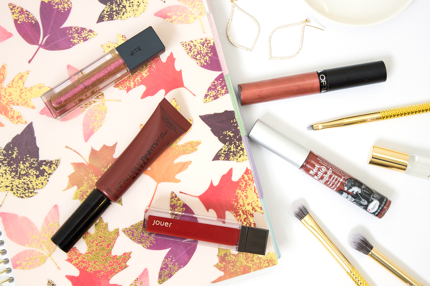 Ten Lip Products to Try for Fall