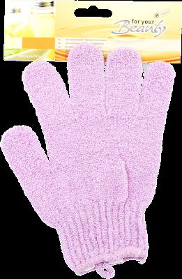 Nylonowa rękawica do masażu ciała