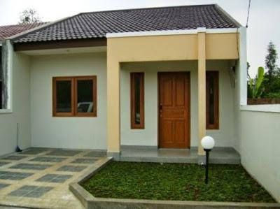 jenis atap rumah mungil type 36