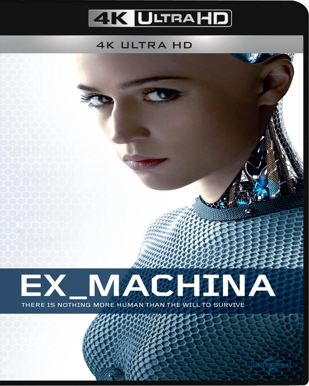 Ex Machina [2015] [UHD] [2160p] [Subtitulado]
