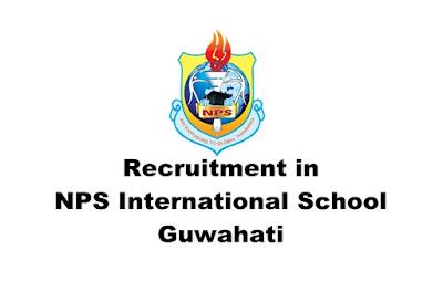 Recruitment in NPS International School Guwahati for PGT/ PET/ Swimming Instructor