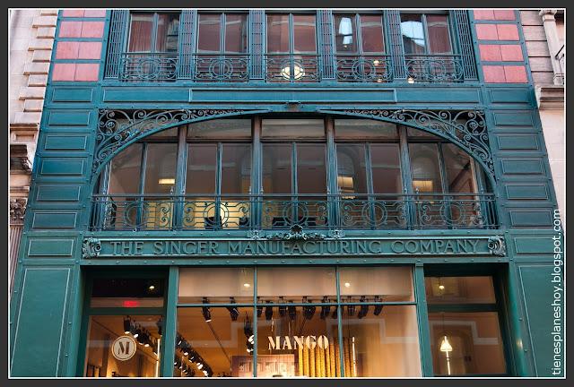 Edificio Singer Soho Nueva York