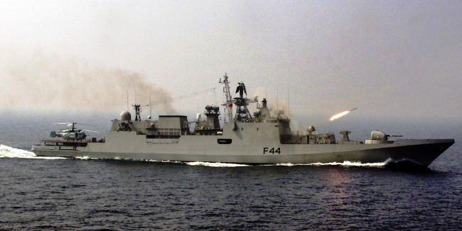INS Talwar Angkatan Laut India