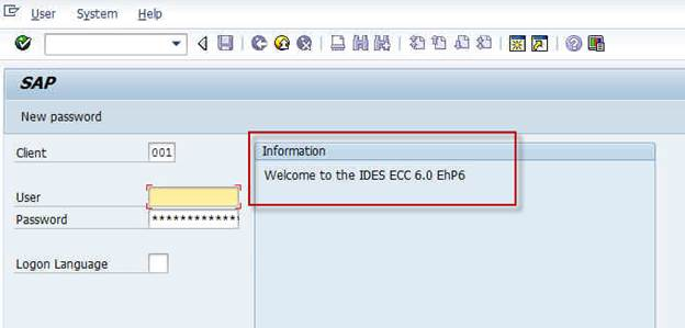 SAP Basis For Beginner: How to change the message in SAP GUI