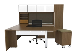 Verde U Shaped Desk