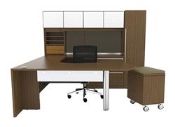 Verde U Shaped Desk