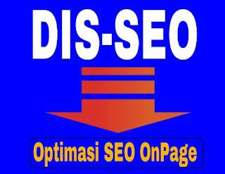 Hindari Kesalahan DIS SEO Pada Optimasi Seo Blog