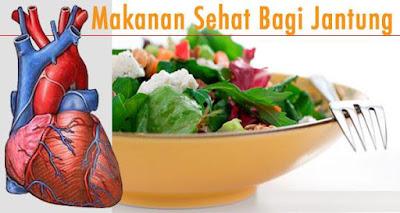 makanan sehat untuk jantung yang pas dikonsumsi sehari-hari