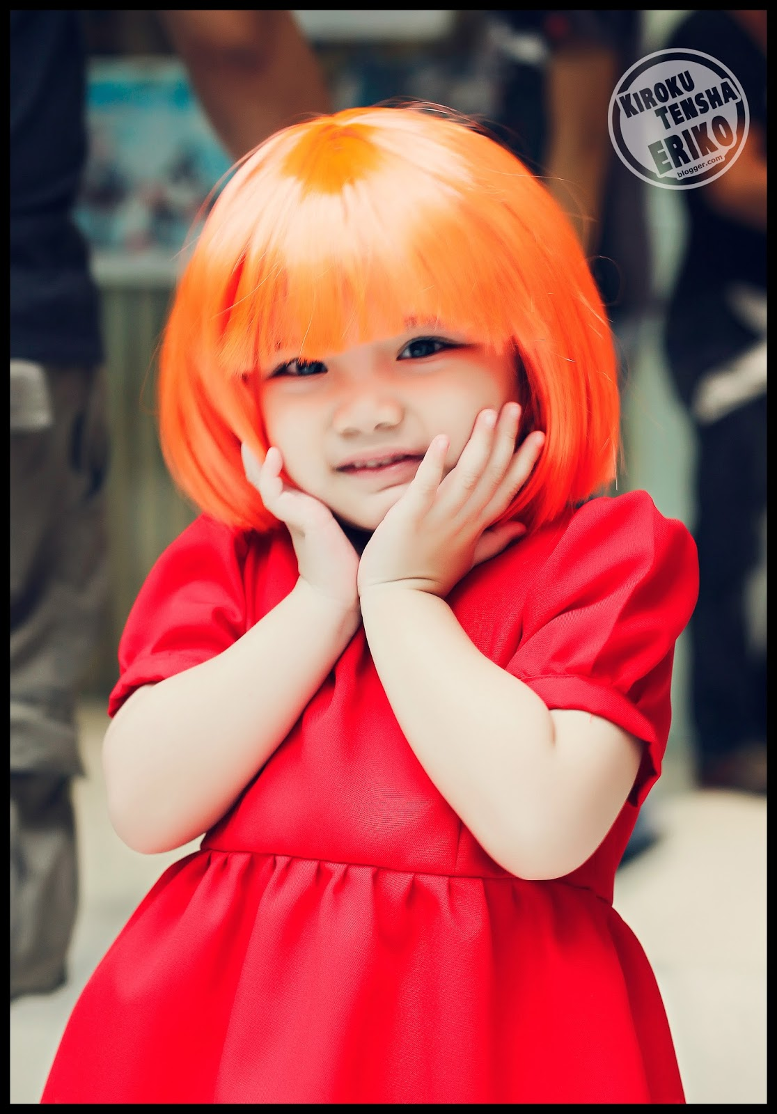 Ponyo at sakura-con by BlueWolf3777 on DeviantArt |Ponyo Cosplay