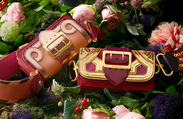 Burberry's Special Edition Handbag for Chinese New Year!
