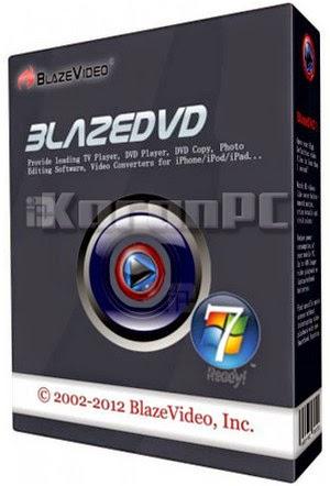 BlazeDVD Professional Free