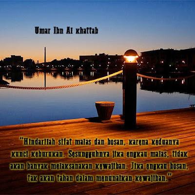 Kata Kata Bijak Islam Umar Bin Khattab Kata Kata Bijak Islam