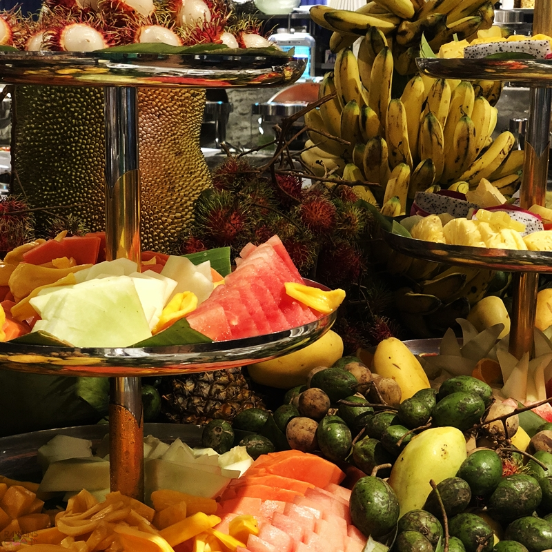 Federal Hotel Kuala Lumpur, Kontiki Restaurant, Bufet Ramadan, Juadah Berbuka Puasa, juadah kampung, Rawlins Eats, Bufet ramadan di Kuala Lumpur, Rawlins GLAM
