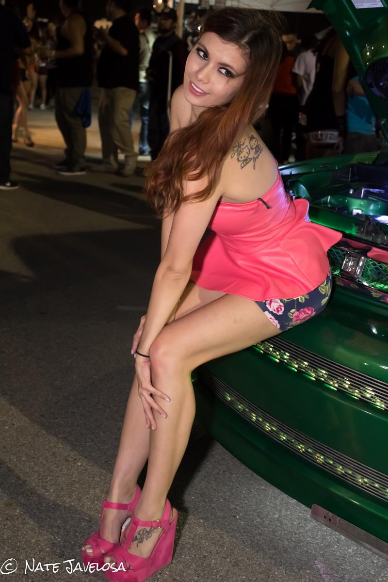 Nate Javelosa: Hot Import Nights Fontana 2013 SPOTLIGHT