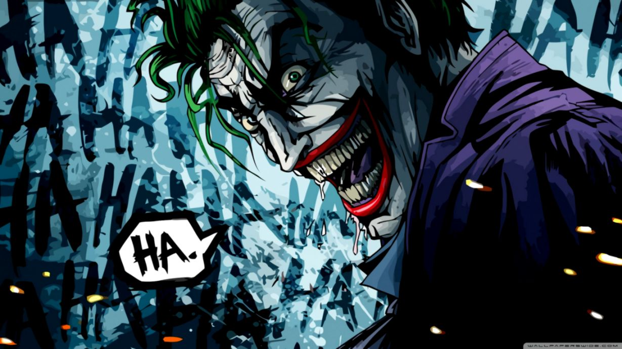 Joker Zombie Wallpaper Image Wallpaper Collections