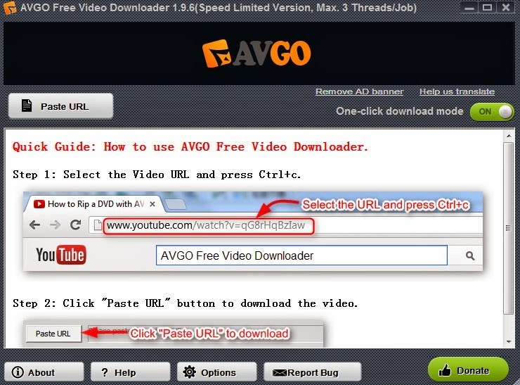 Avgo video downloader free download