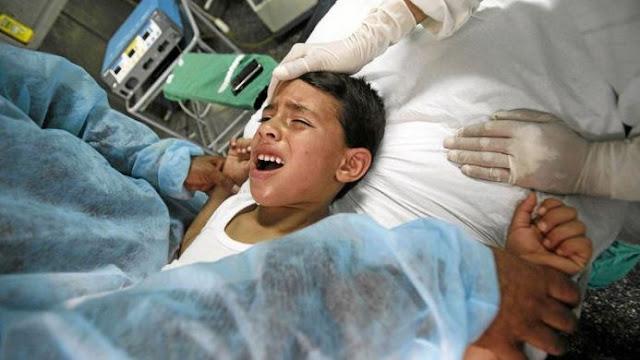 Kemaluan Bocah SD Ini Terpotong Saat Disunat, Paranya, Kemaluannya Disimpan Dalam Tas Mantri