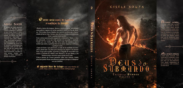[News] Deus do Submundo está chegando | Gisele Souza
