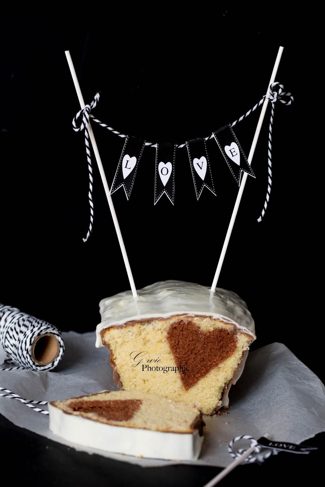G Wie Kuchen Mit Herz Zum Valentins Tag