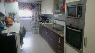piso en venta calle sam jaime almazora cocina