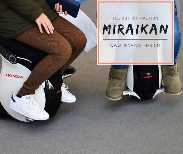 Japanese Robotics and Scientific Inventions at Miraikan Museum