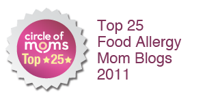 Top Food Allergy Mom Blog