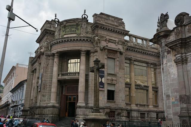 Quito classic