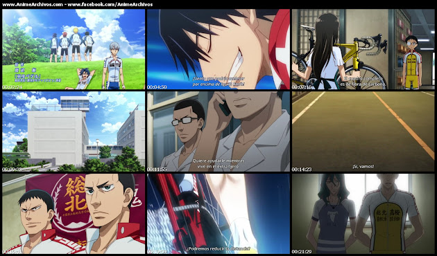 Yowamushi Pedal: New Generation 1