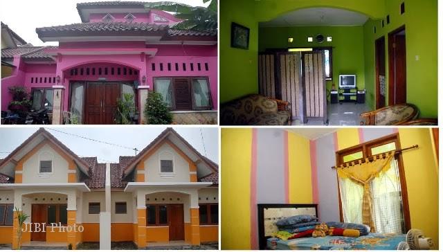 Gambar Warna Cat Rumah Modern Cantik Terbaru - Properti ...