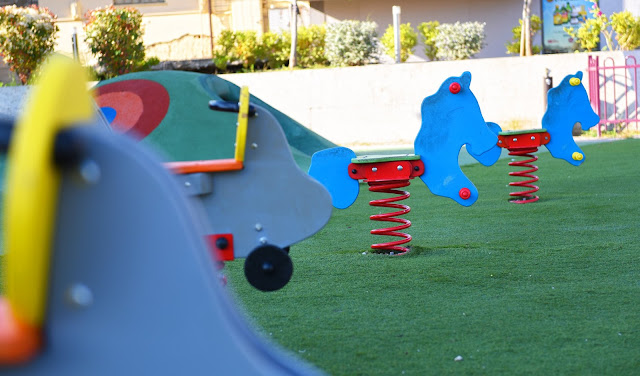 Συνεχίζονται οι εργασίες στις Παιδικές χαρές τους Δήμου Άργους Μυκηνών