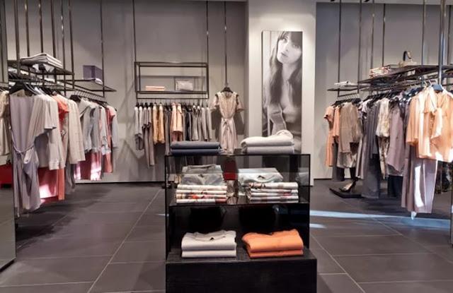 Thiết kế shop thời trang nhỏ đẹp - Mẫu số 2