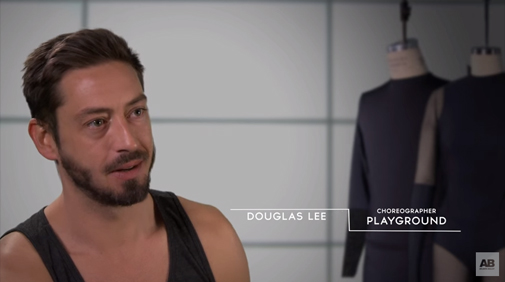 "Douglas Lee on ""Playground"" | Atlanta Ballet (Click image to view video)"