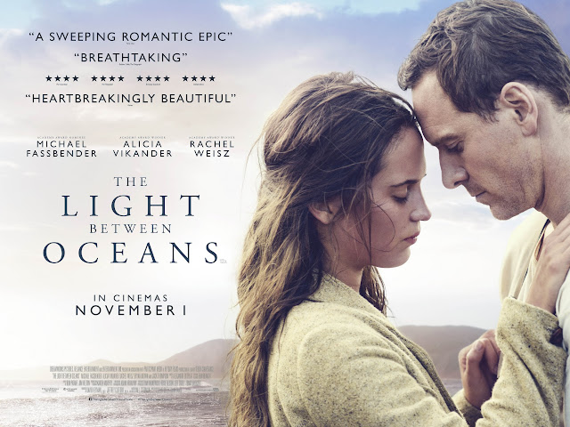The Light Between Oceans Poster Quad