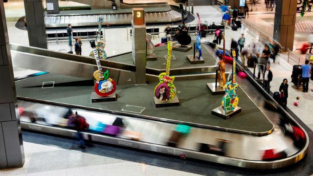 Kathryn S Report Austin Bergstrom International Airport