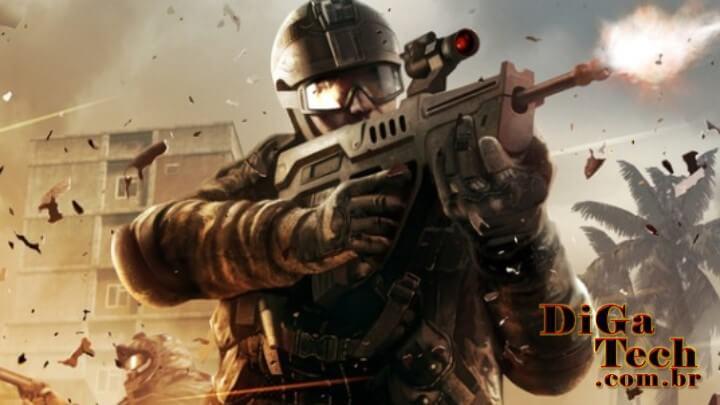 Game FPS online