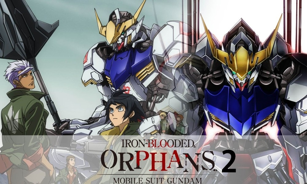 download mobile suit gundam iron blooded orphans s2 sub indo