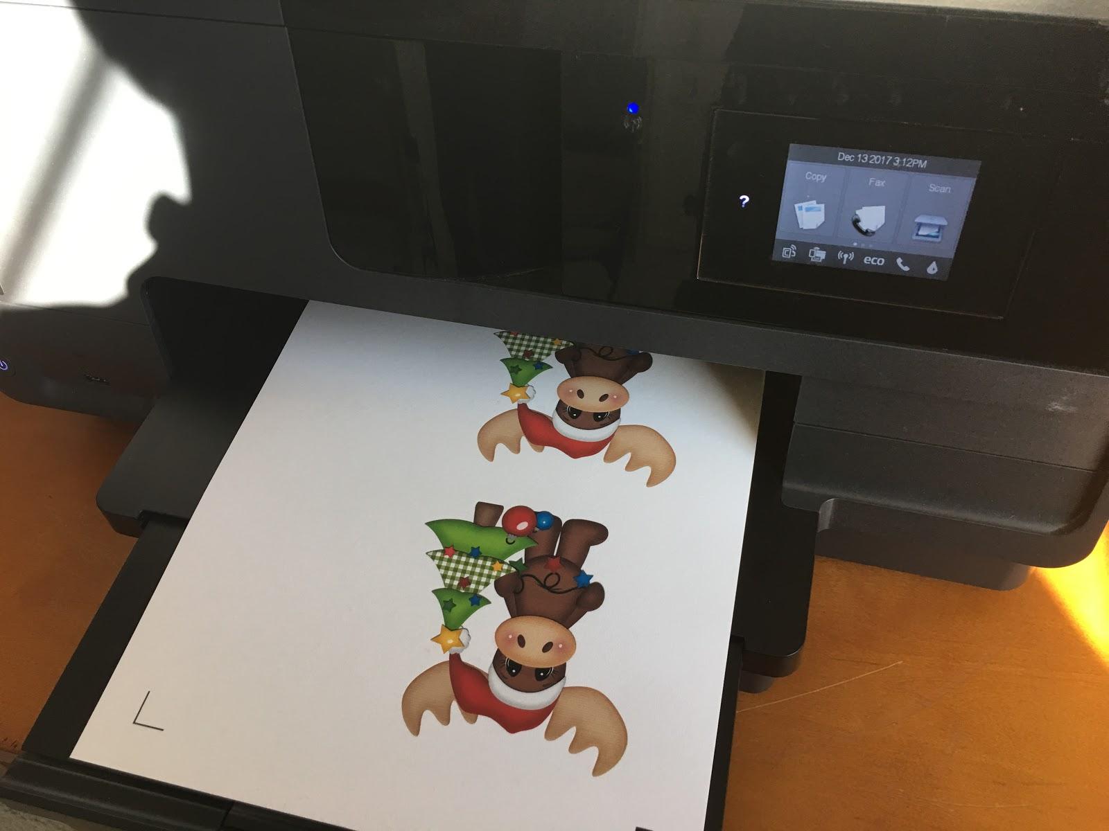 Finally Inkjet Printable Heat Transfer Material For