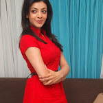 Kajal Agarwal Latest Red Hot Photo Stills