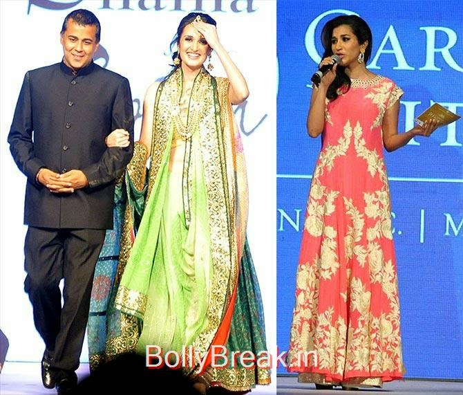 Chetan Bhagat, Sophie Choudry, Photographs: Pradeep Bandekar, Sonakshi, Aamir, Diandra's CPAA Fashion Show Photo gallery 2015