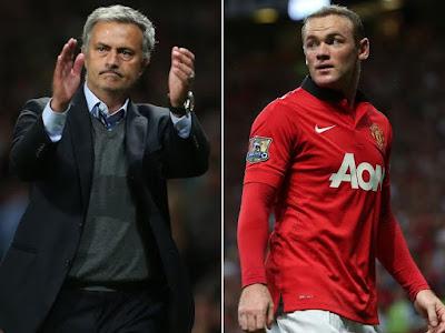 'Wayne Rooney is England's best player for over a decade', – new Man U coach Jose Mourinho