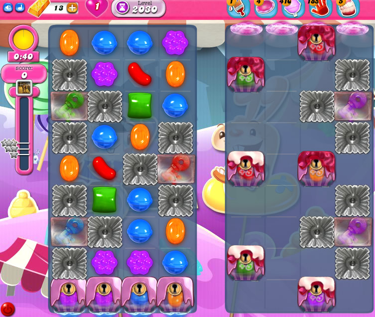 Candy Crush Saga 2030