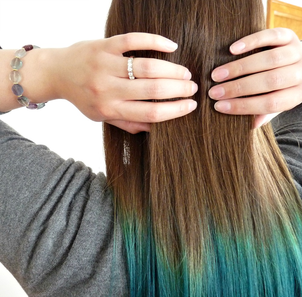Dyeing Hair Teal / Rainbow Hair FAQ