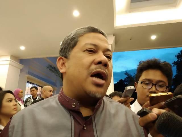 Fahri Hamzah: Perang Total Moeldoko Didoain Neno, Salah Sendirilah